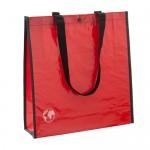 Recycle bevásárlószatyor, piros