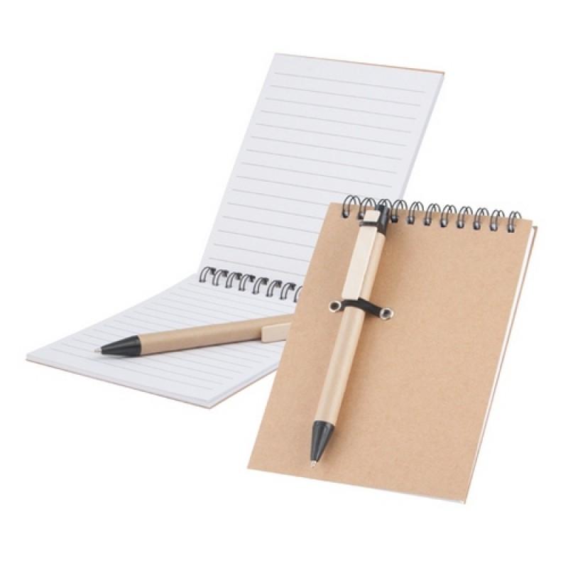 Concern jegyzetfüzet tollal