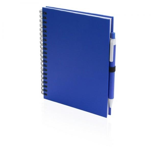 Koguel jegyzetfüzet, kék