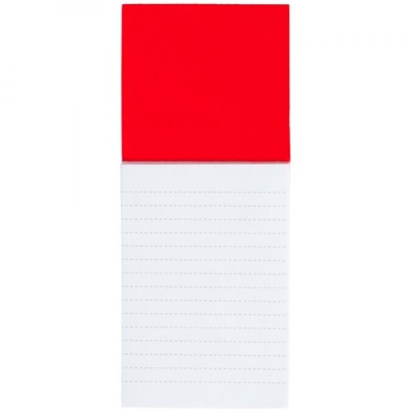 Sylox jegyzettömb, piros