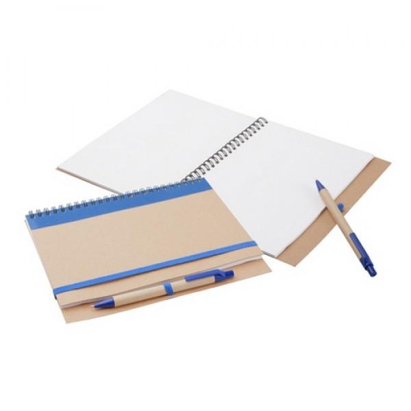 Tunel jegyzetfüzet, kék