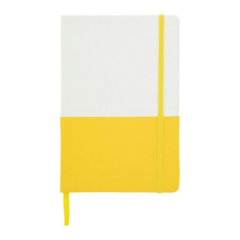 Duonote jegyzetfüzet, fehér