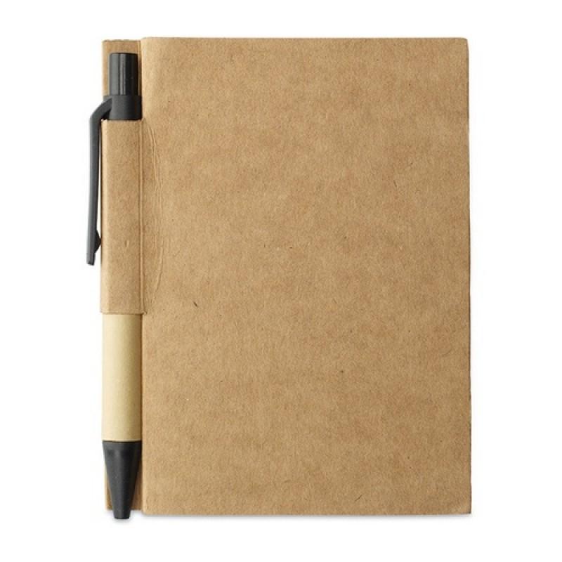 CARTOPAD Környezetbarát jegyzetfüzet , fekete