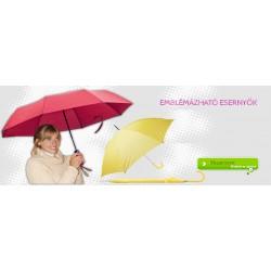 Az emblémázott esernyő nemcsak őszi ajándék!