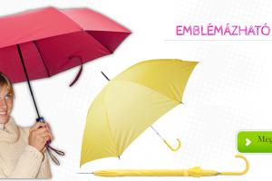 A reklámesernyő hadat üzen a viharoknak!