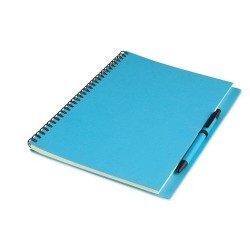A jegyzetfüzet logózás tökéletes megoldás!