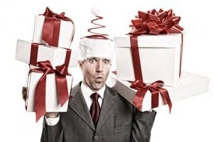 Vicces karácsonyi reklámajándék a céges ünnepléshez